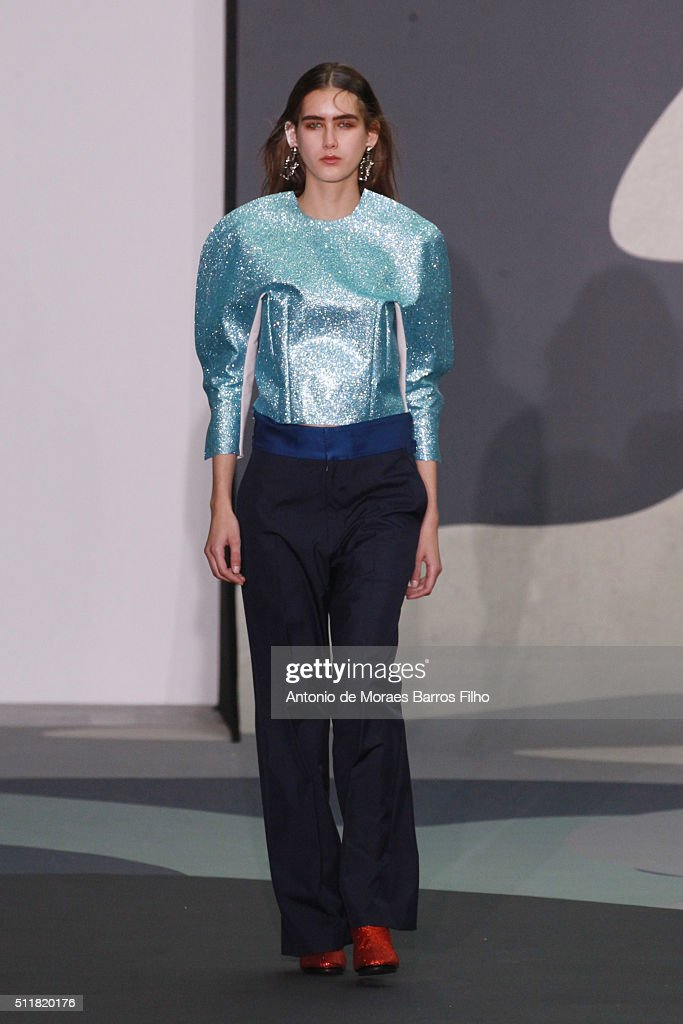 Toga Runway Lfw Aw16 Getty Images