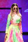 Anna Gupta at Los Angeles Fashion Week Powered by Art...