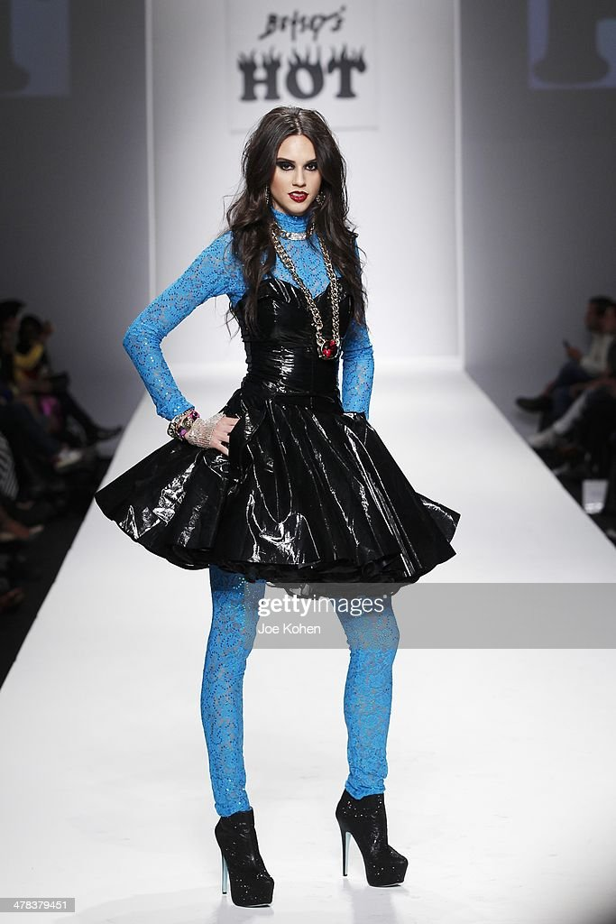 Style Fashion Week Day 4 Getty Images