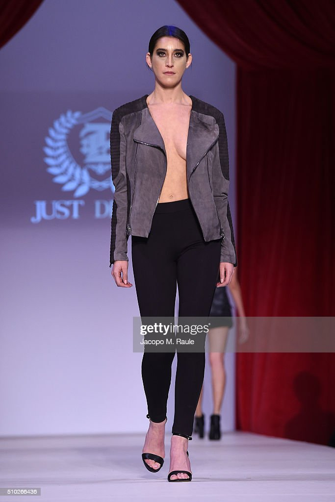 Just Drew Runway Fall 2016 New York Fashion Week Getty Images