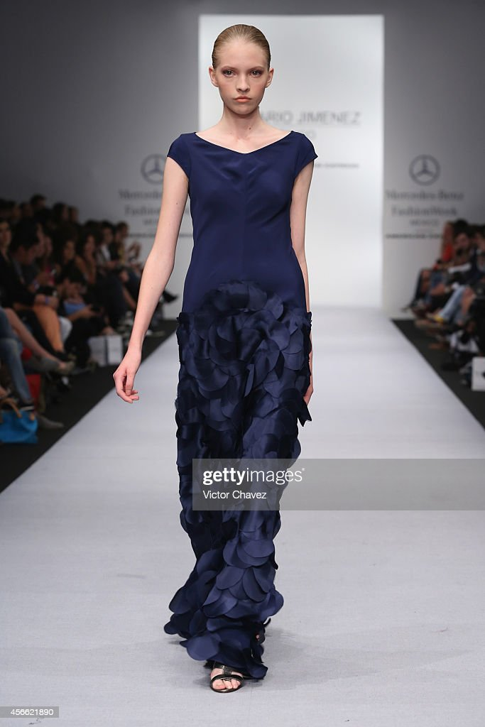 macario jimenez mercedes benz fashion week mexico spring summer 2015 getty images. Black Bedroom Furniture Sets. Home Design Ideas
