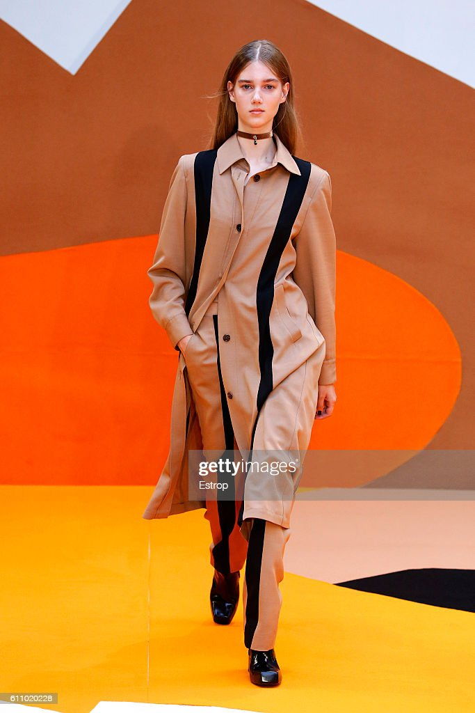 model-walks-the-runway-during-the-aalto-designed-by-tuomas-merikoski-picture-id611020228