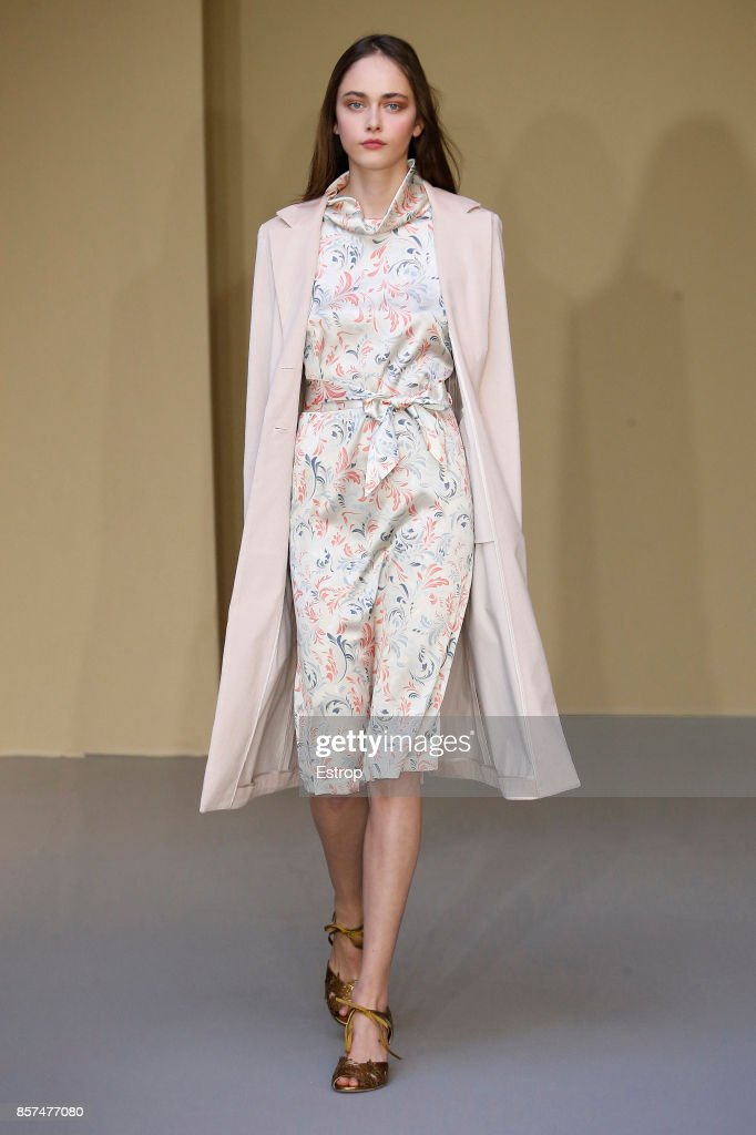 model-walks-the-runway-during-the-agnes-b-paris-show-as-part-of-the-picture-id857477080