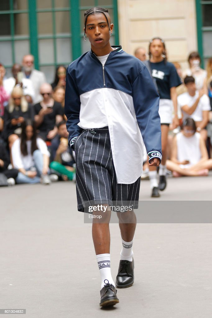 model-walks-the-runway-during-the-andrea-crews-menswear-springsummer-picture-id801304832