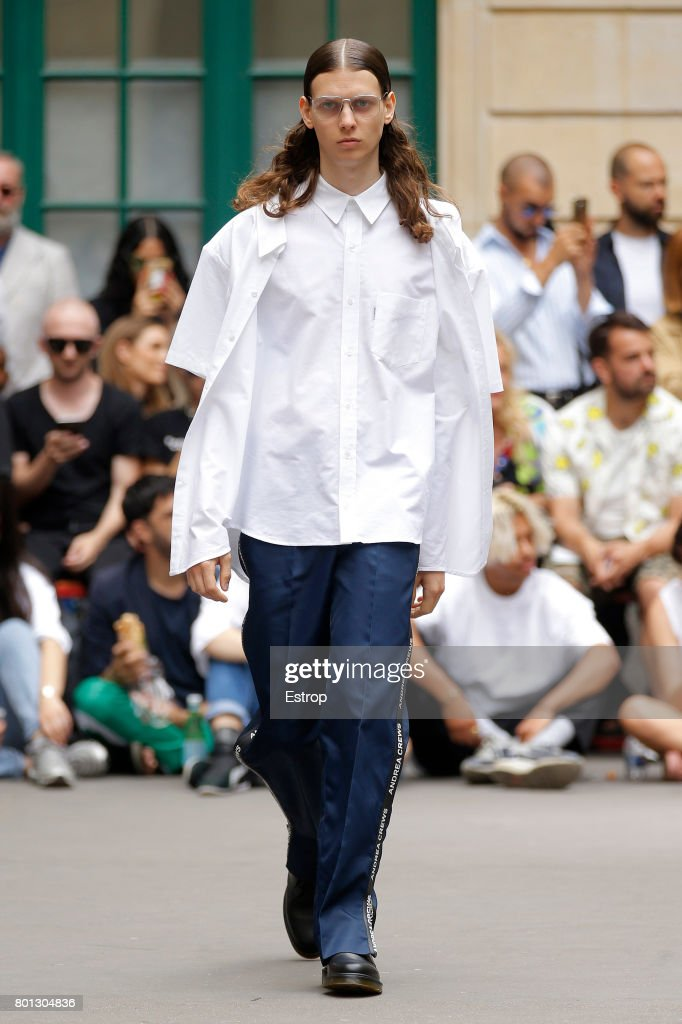 model-walks-the-runway-during-the-andrea-crews-menswear-springsummer-picture-id801304836