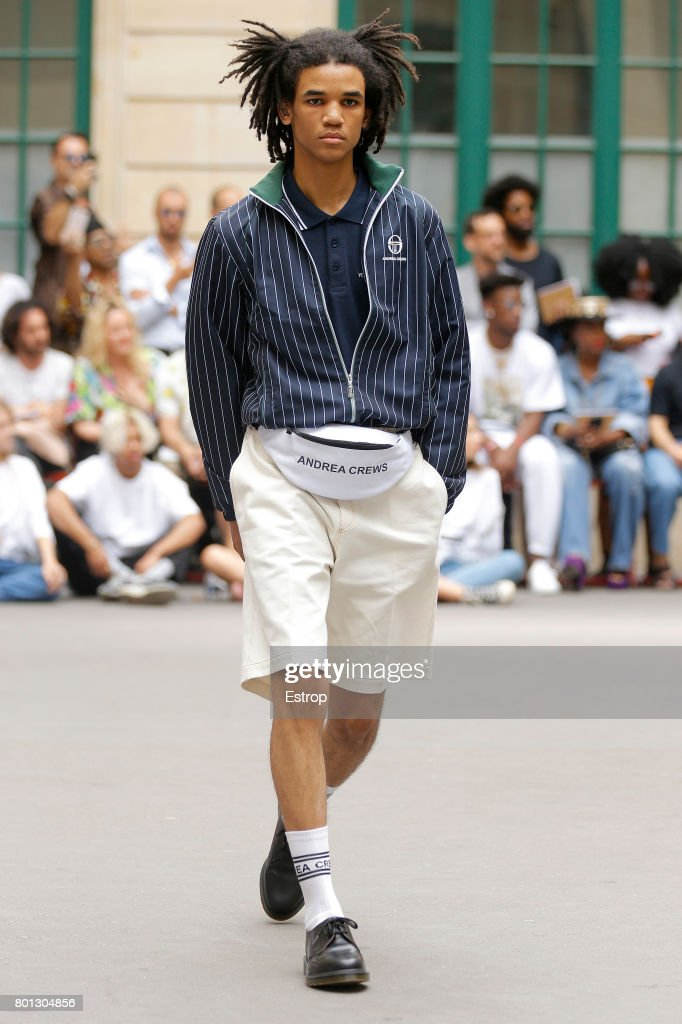 model-walks-the-runway-during-the-andrea-crews-menswear-springsummer-picture-id801304856