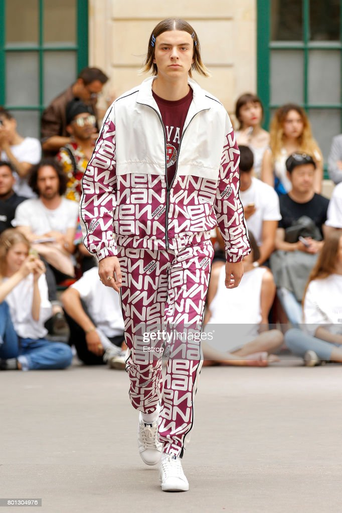model-walks-the-runway-during-the-andrea-crews-menswear-springsummer-picture-id801304976