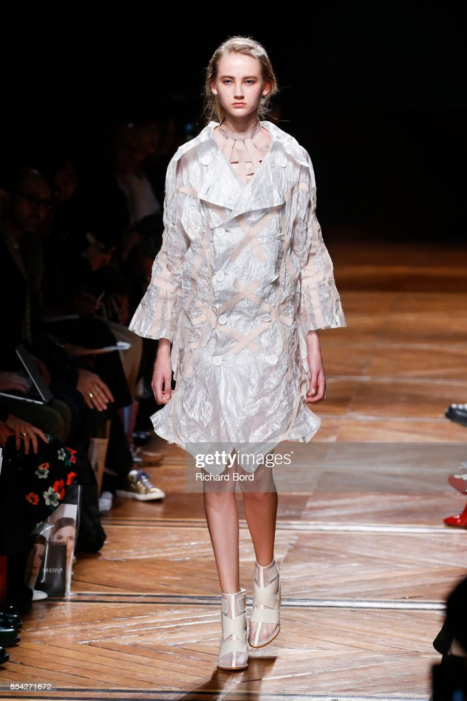 model-walks-the-runway-during-the-anrealage-show-at-musee-des-beaux-picture-id854271672