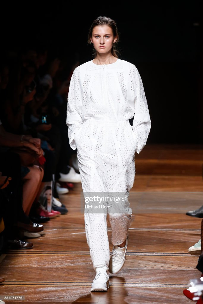 model-walks-the-runway-during-the-anrealage-show-at-musee-des-beaux-picture-id854271776