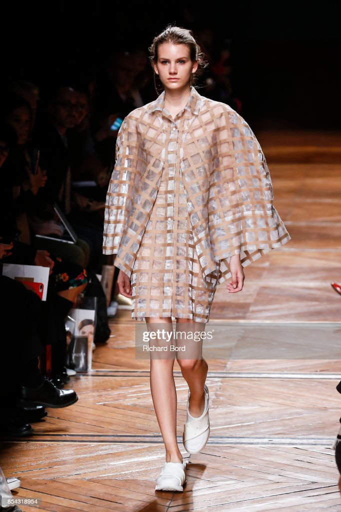 model-walks-the-runway-during-the-anrealage-show-at-musee-des-beaux-picture-id854318954