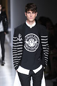 Balmain : Runway - Paris Fashion Week - Menswear...