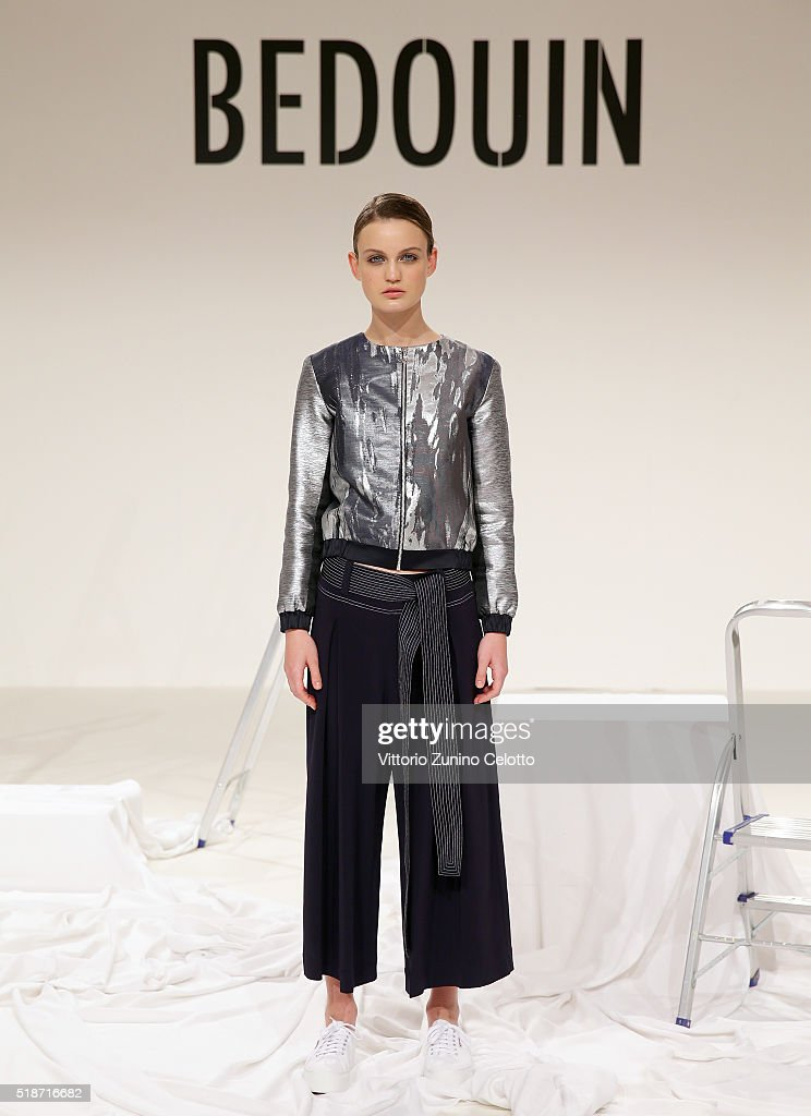 Bedouin Presentation Dubai Ffwd Fall Winter 2016 Getty Images