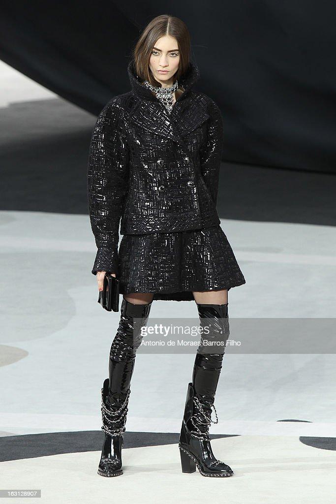 Chanel Fashion Show Ready To Wear