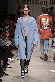 Christian Dada : Runway - Paris Fashion Week - Menswear...
