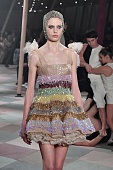 Runway and Backstages - Haute Couture Spring Summer 2019