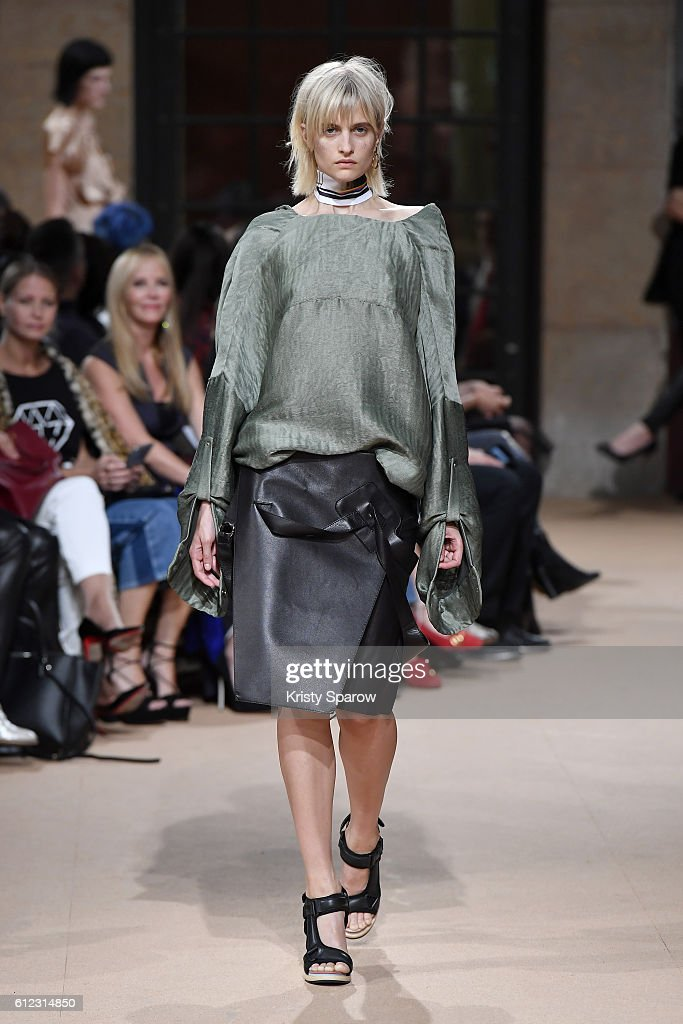 model-walks-the-runway-during-the-esteban-cortazar-show-as-part-of-picture-id612314850