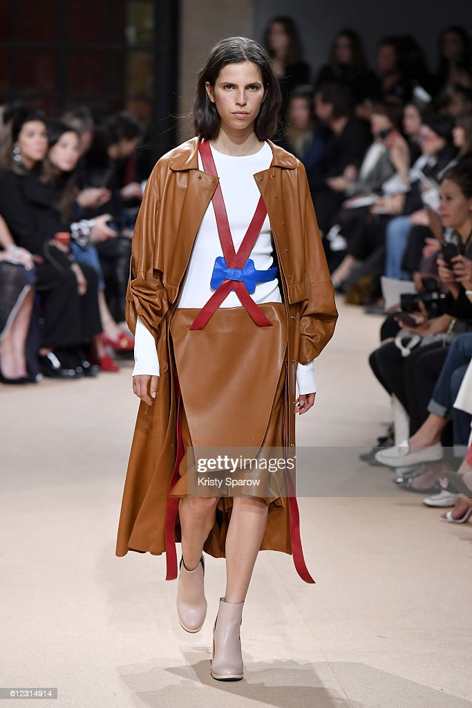 model-walks-the-runway-during-the-esteban-cortazar-show-as-part-of-picture-id612314914