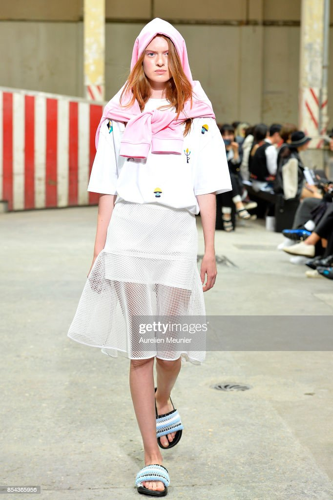 model-walks-the-runway-during-the-fashion-farm-foundation-week-2018-picture-id854365956
