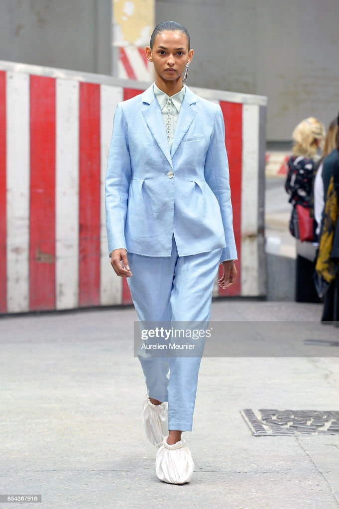 model-walks-the-runway-during-the-fashion-farm-foundation-week-2018-picture-id854367916