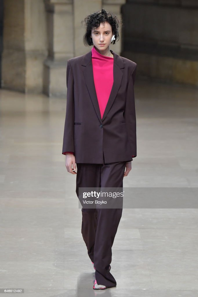 model-walks-the-runway-during-the-ffixxed-studios-show-as-part-of-the-picture-id646512492