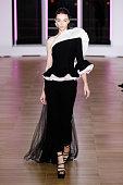 Georges Chakra : Runway - Paris Fashion Week - Haute...