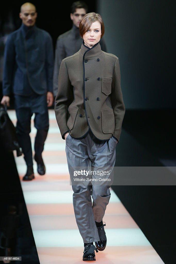 giorgio armani models - photo #39