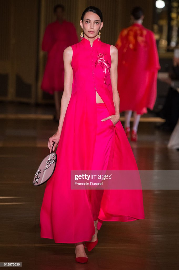 model-walks-the-runway-during-the-heaven-gaia-show-as-part-of-the-picture-id612872636
