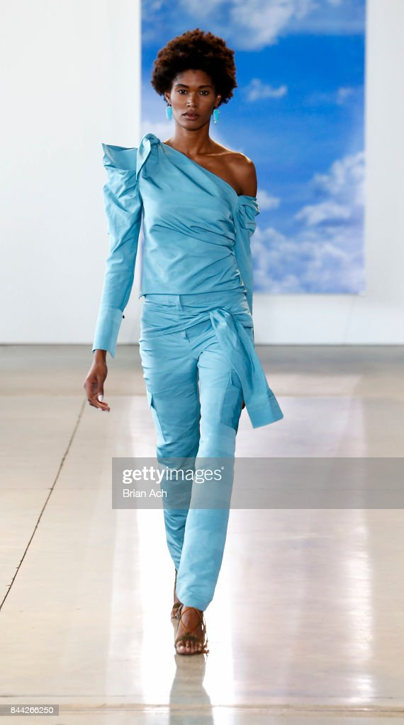 model-walks-the-runway-during-the-hellessy-fashion-show-at-pier-59-on-picture-id844266250