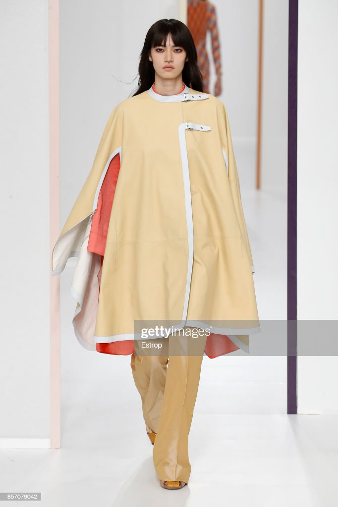 model-walks-the-runway-during-the-hermes-paris-show-as-part-of-the-picture-id857079042