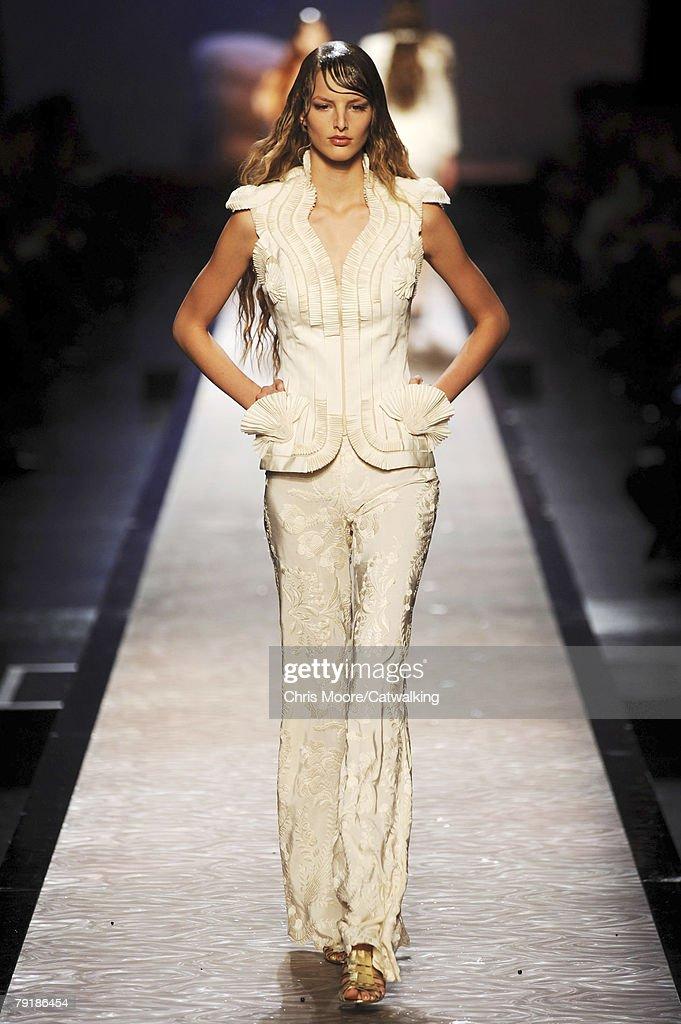 Jean Paul Gaultier- Spring/Summer 2008 Haute Couture ...