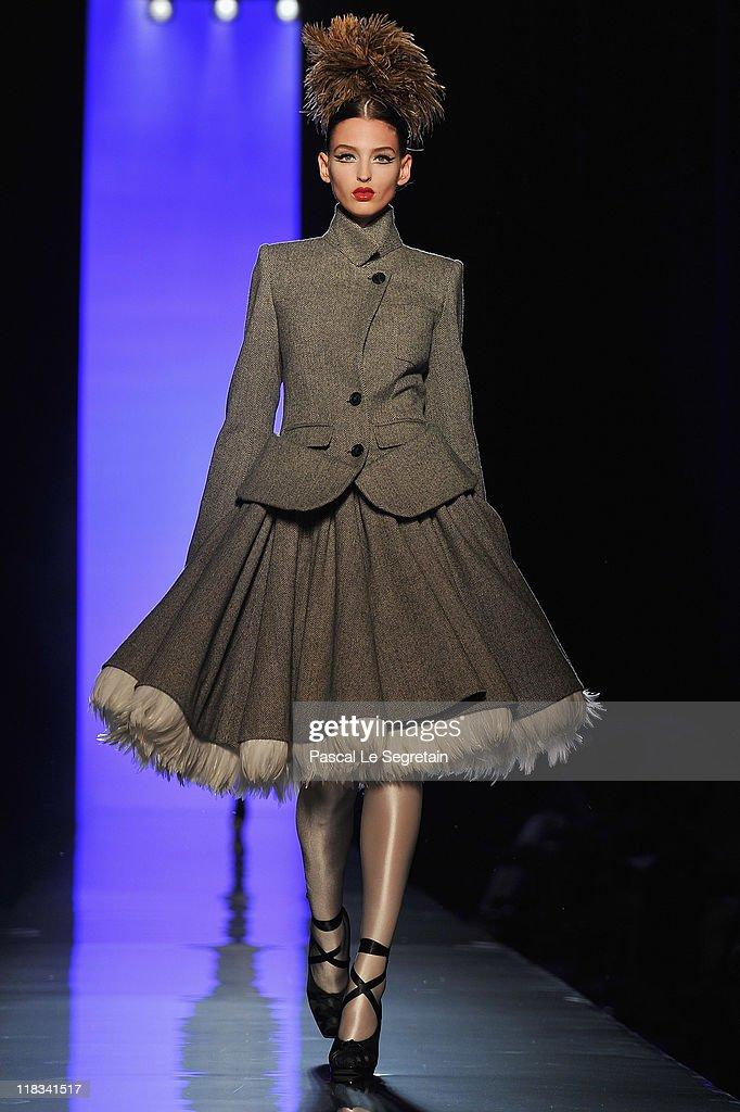 Jean paul gaultier haute couture fallwinter 2011 2012 for Haute couture male