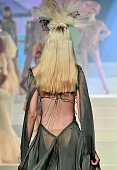 Jean-Paul Gaultier : Runway - Paris Fashion Week -...