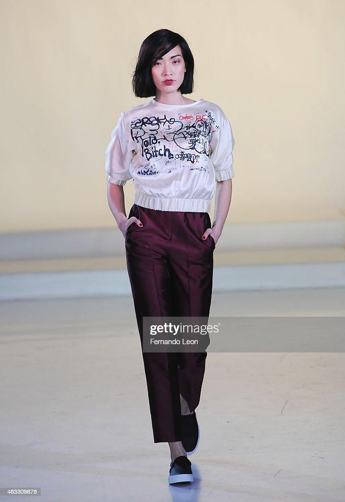 Julianna Bass Fashion Week