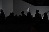 Juun.J : Runway - Paris Fashion Week - Menswear F/W...