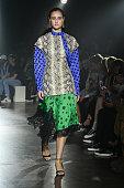 Kenzo: Runway - Paris Fashion Week - Menswear...