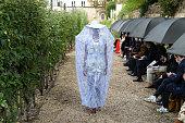 Kenzo : Runway - Paris Fashion Week - Womenswear Spring...