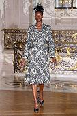 Koche : Runway - Paris Fashion Week - Womenswear Spring...