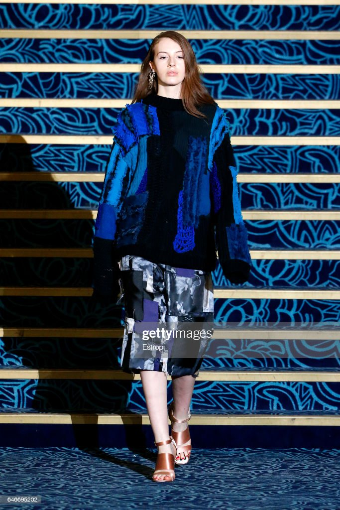model-walks-the-runway-during-the-koche-show-as-part-of-the-paris-picture-id646695202