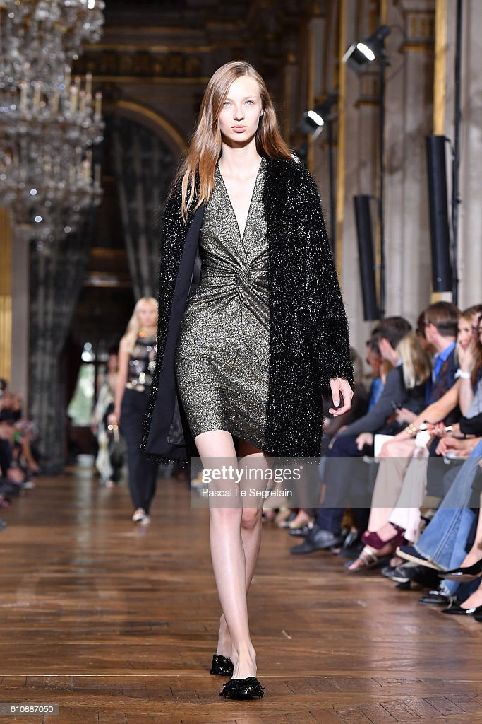 model-walks-the-runway-during-the-lanvin-show-as-part-of-the-paris-picture-id610887050