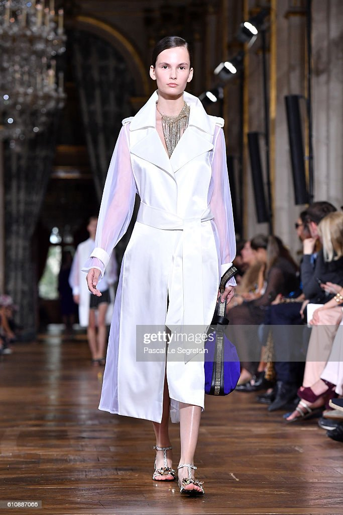 model-walks-the-runway-during-the-lanvin-show-as-part-of-the-paris-picture-id610887066