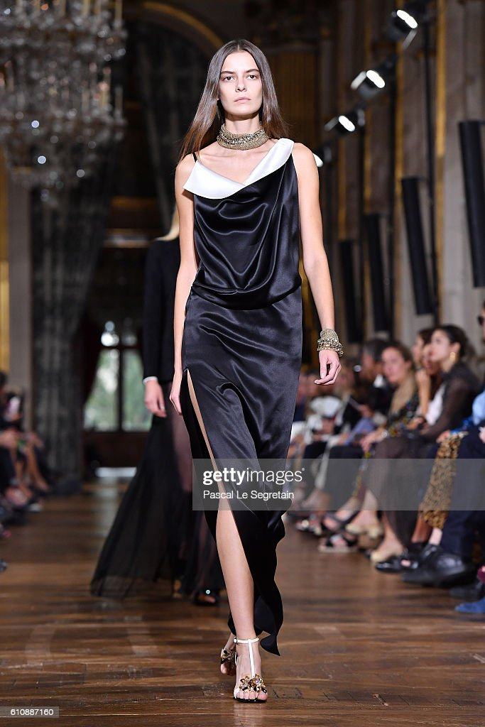 model-walks-the-runway-during-the-lanvin-show-as-part-of-the-paris-picture-id610887160