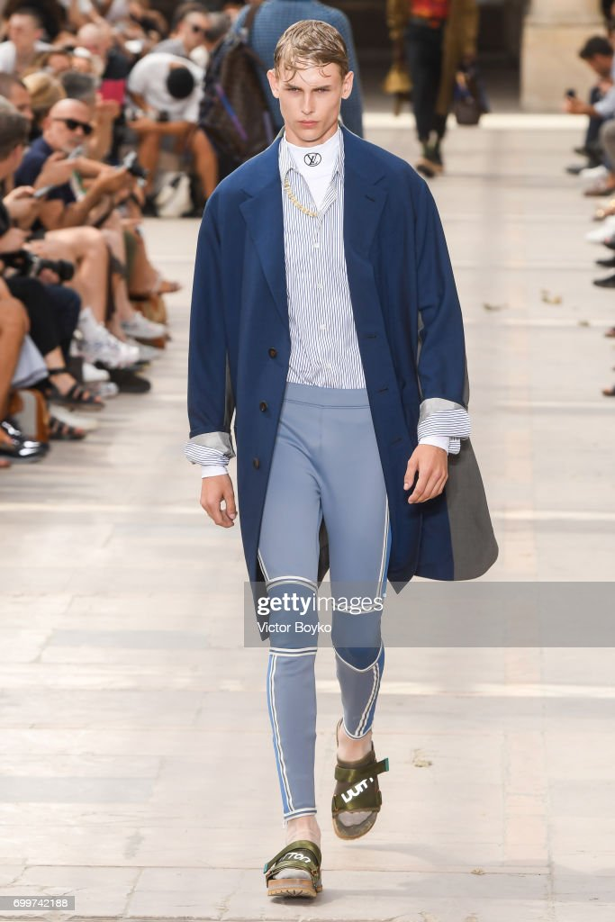 model-walks-the-runway-during-the-louis-vuitton-menswear-springsummer-picture-id699742188