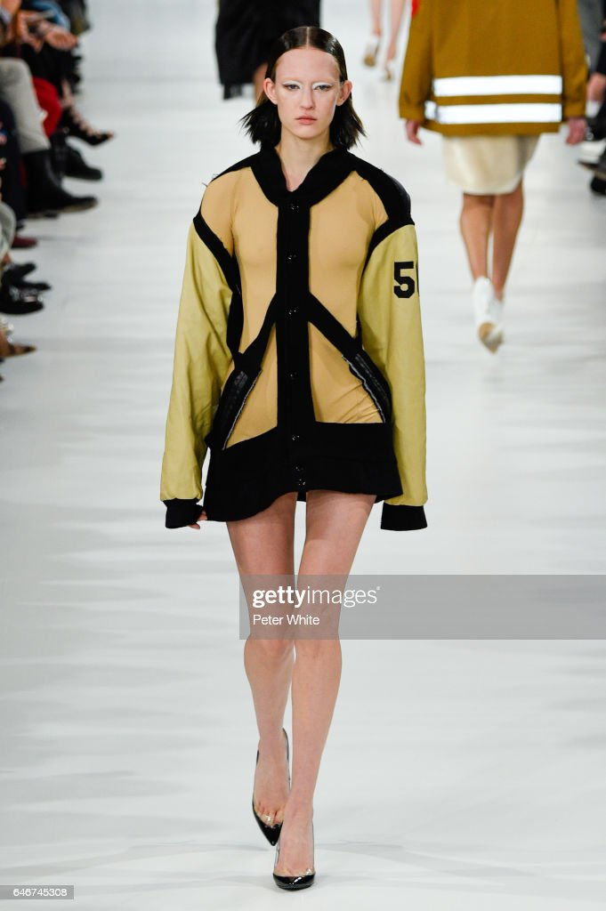 model-walks-the-runway-during-the-maison-margiela-show-as-part-of-the-picture-id646745308