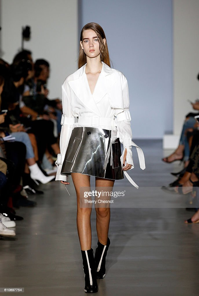 model-walks-the-runway-during-the-maison-yang-li-show-as-part-of-the-picture-id610897754