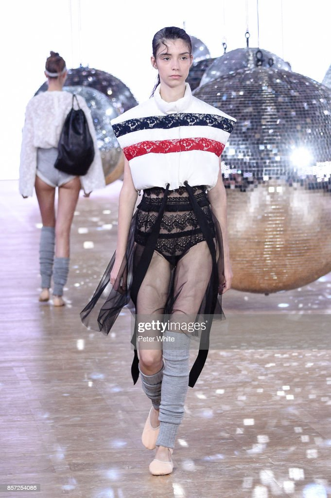 model-walks-the-runway-during-the-moncler-gamme-rouge-paris-show-as-picture-id857254086
