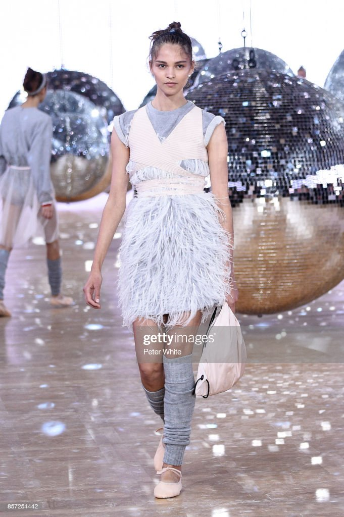 model-walks-the-runway-during-the-moncler-gamme-rouge-paris-show-as-picture-id857254442