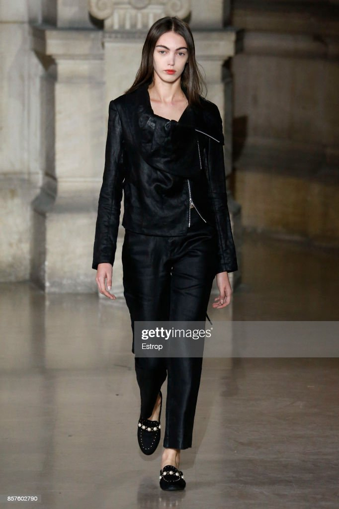 model-walks-the-runway-during-the-moon-young-hee-paris-show-as-part-picture-id857602790
