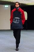 Namacheko : Runway - Paris Fashion Week - Menswear F/W...