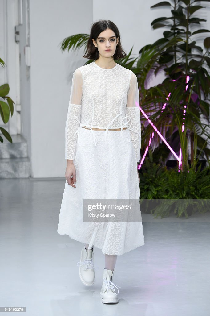 model-walks-the-runway-during-the-paskal-show-as-part-of-paris-week-picture-id646163278