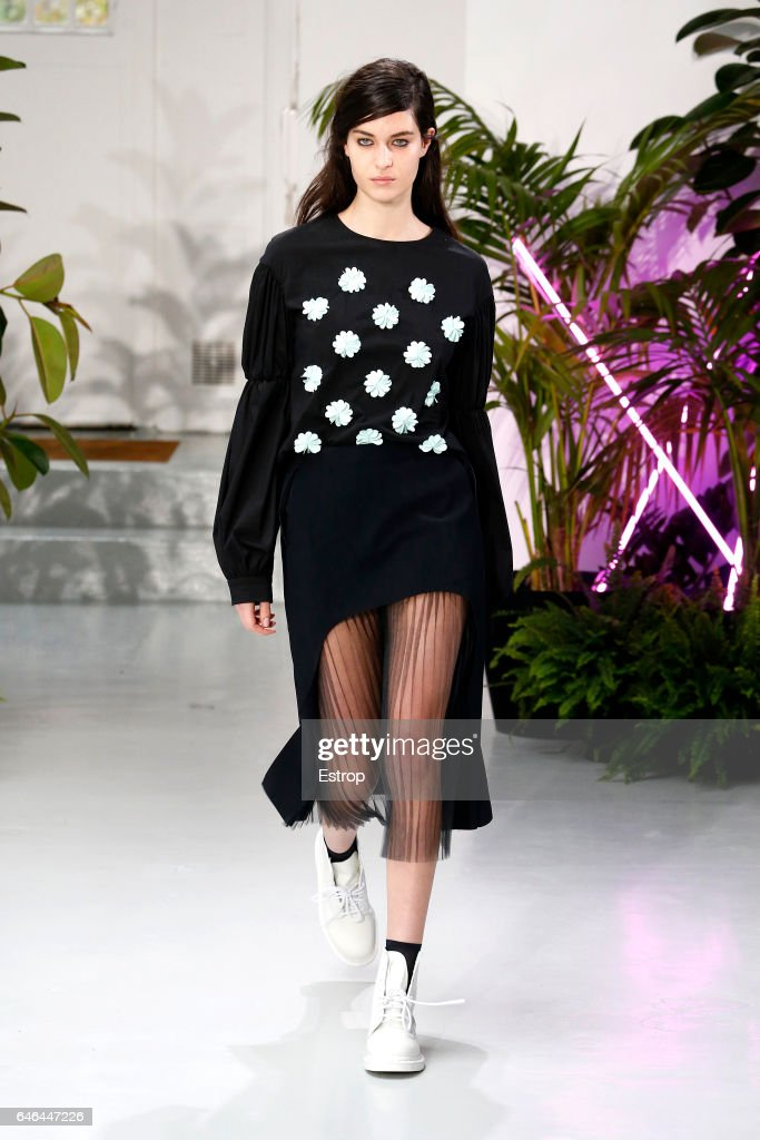 model-walks-the-runway-during-the-paskal-show-as-part-of-the-paris-picture-id646447226